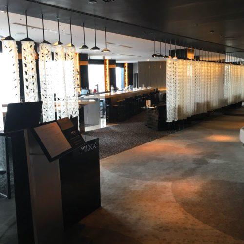 ANAインターコンチネンタルホテル東京のビュッフェの入口