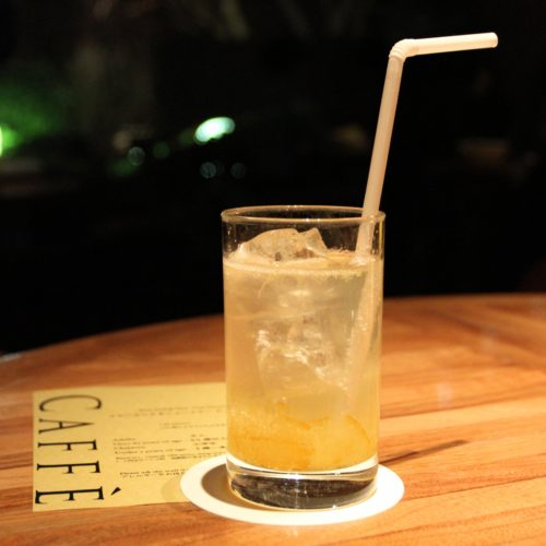 ハイアットリージェンシー『カフェ』のビュッフェのソーダ