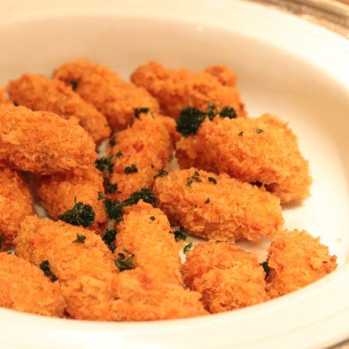 ハイアットリージェンシー『カフェ』のビュッフェの牡蠣