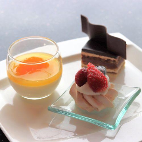 ANAインターコンチネンタルホテル東京のビュッフェのデザート