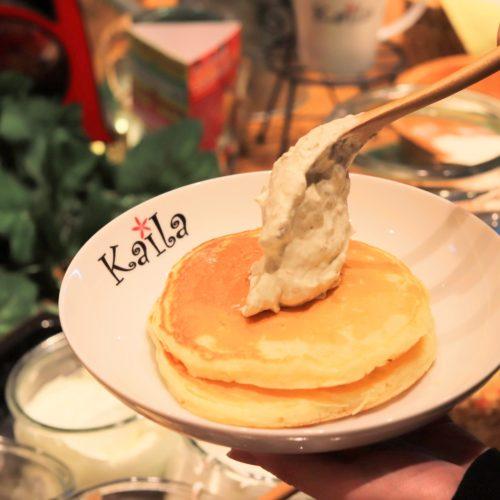 食べ放題のカイラのパンケーキ1