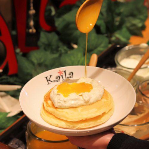 食べ放題のカイラのパンケーキ2