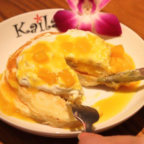 食べ放題のカイラのパンケーキ5