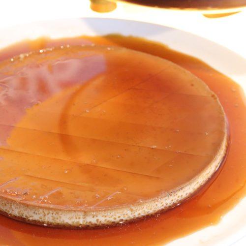 銀座のシュラスコ食べ放題のプリン
