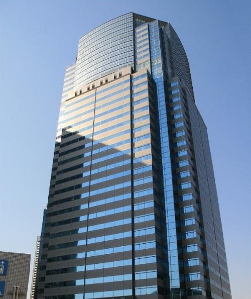 ストリングスホテル東京 外観