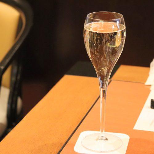 SATSUKIのシャンパン