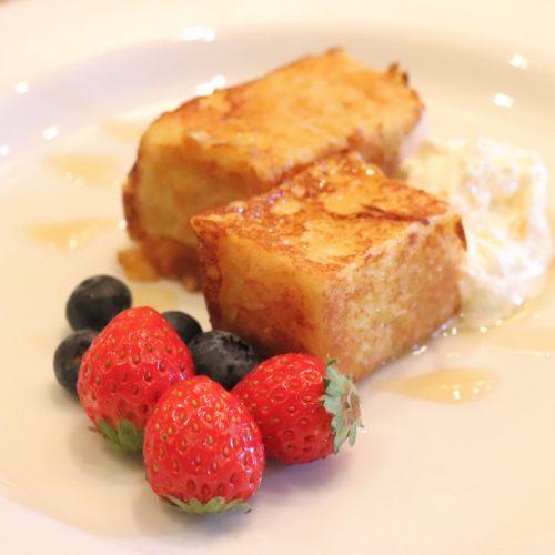 SATSUKIのフレンチトースト