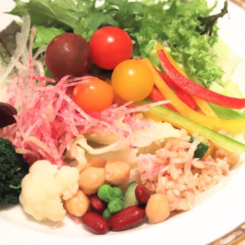 SATSUKIのサラダ