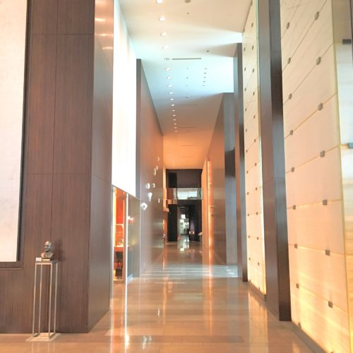 コンラッド東京28階