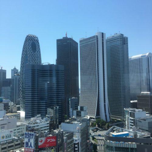 新宿プリンスホテルの風雅 席6