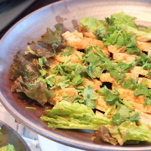 新宿プリンスホテルの風雅 鶏のオーブン焼き