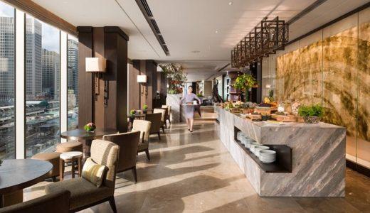 フォーシーズンズホテル丸の内東京の朝食【MOTIFで優雅なビュッフェ】