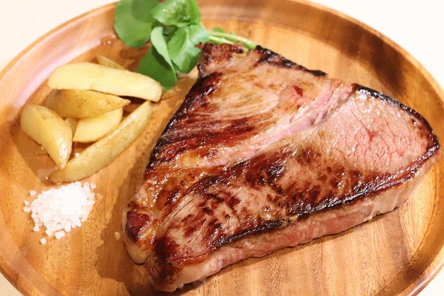 【通販10日目】楽天市場『牛肉ランキング1位』ポンドステーキをお取り寄せ