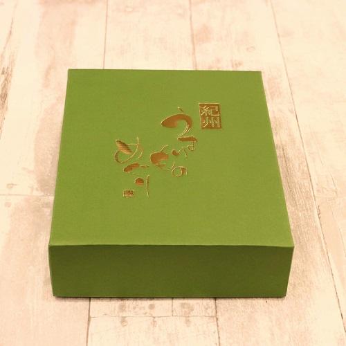 『フルーツコンポート』箱