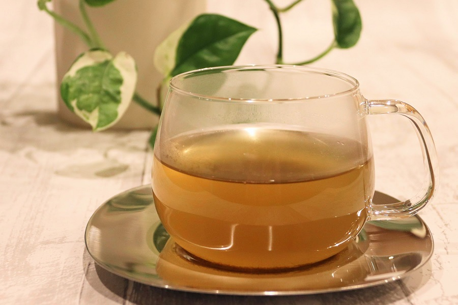 【通販 4日目】腸からキレイに!食物繊維たっぷりの『するっ茶』をお取り寄せ