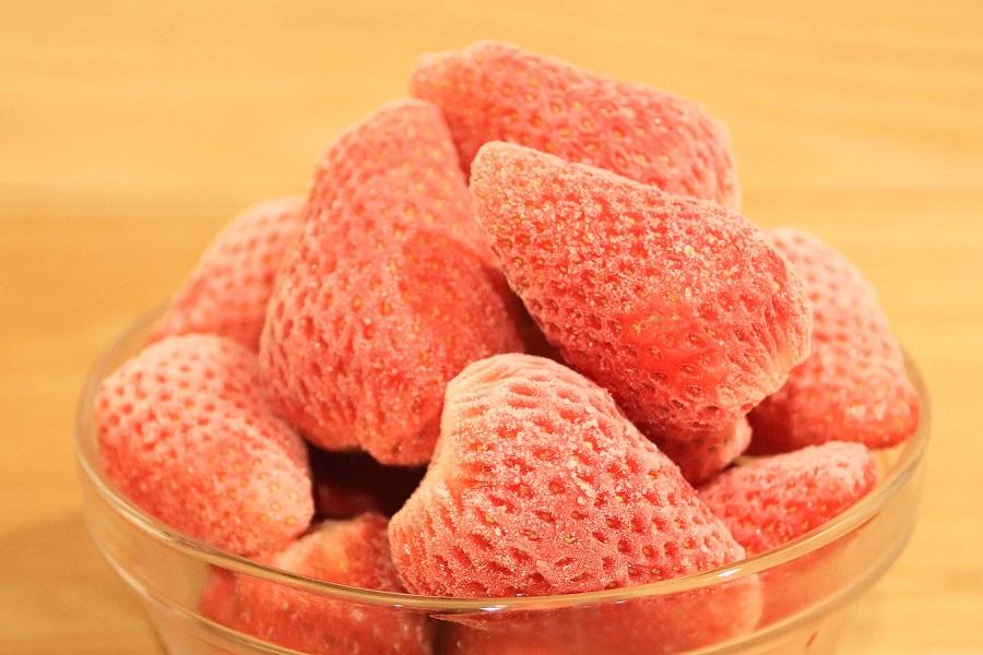 【通販46日目】ビートたけしさんの好物『苺』をお取り寄せ