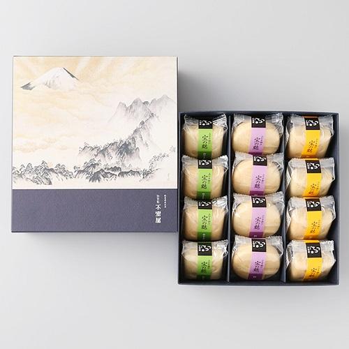 横山大観の化粧箱