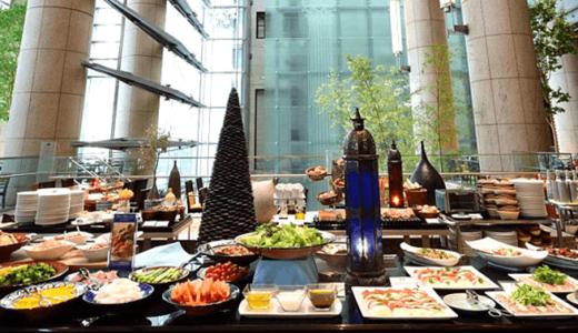 【荘厳な地中海料理】ヴェンタリオ|マンダリンオリエンタル東京のランチビュッフェ