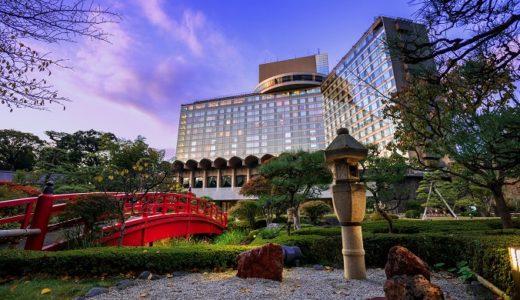 【地上144mの空中庭園】ホテルニューオータニのタワービュッフェを徹底解説