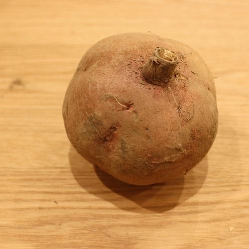 丸い安納芋