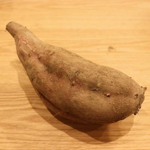 長めの安納芋