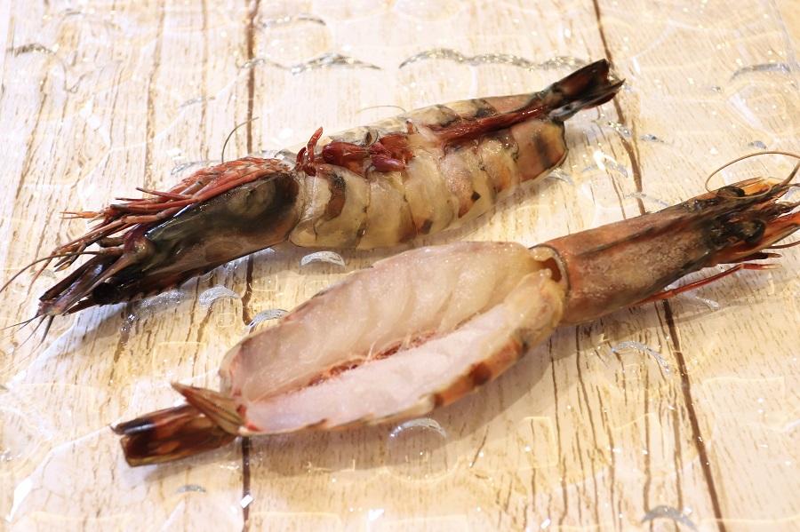 【通販70日目】BRUTUSグランプリ。長平鮮魚店の『車海老干物』をお取り寄せ