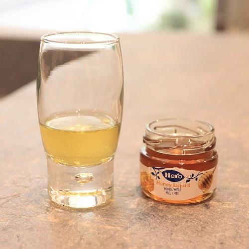 ハチミツと完熟アロエ まるごと純しぼり