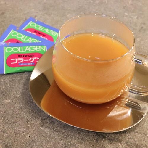 ミリオンのコラーゲンと紅茶3