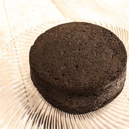 まっくろチーズケーキ