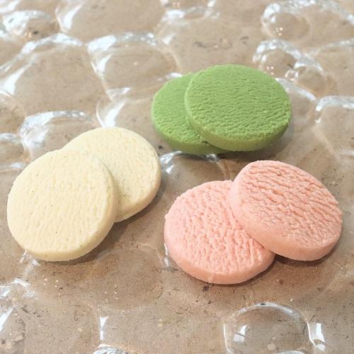 とろける生チョコクッキー3種類×2枚