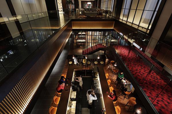ハイアット セントリック 銀座 東京「NAMIKI667 Bar & Lounge」