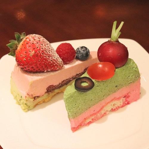 デザートと軽食1