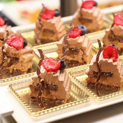 ハプナのチョコレートケーキ