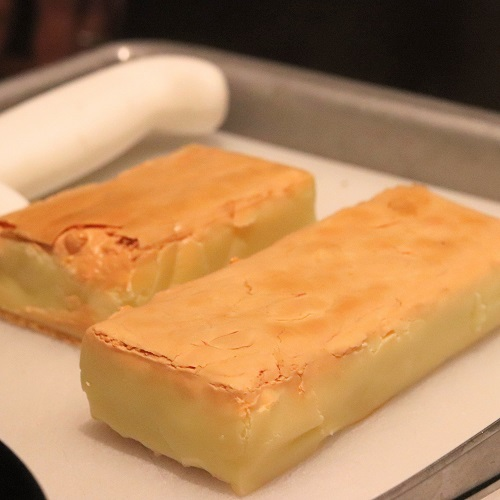 バルバッコア六本木のチーズ