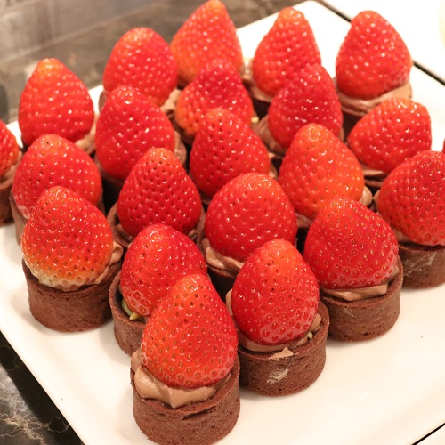 苺チョコレート