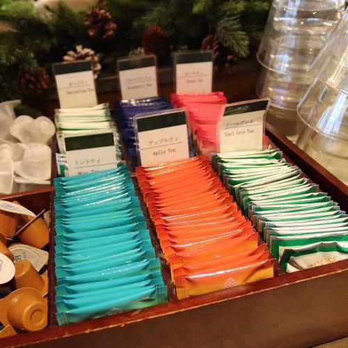 リオグランデグリル横浜店の紅茶
