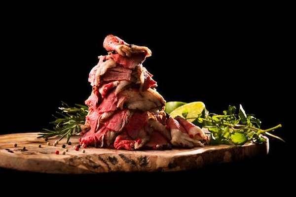 ANAクラウンプラザホテル大阪のビュッフェ(肉)