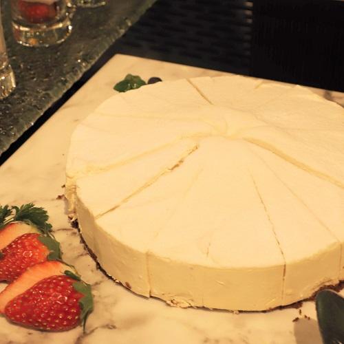 マロンムースケーキ