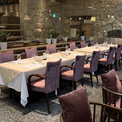 第一ホテル東京シーフォート『グランカフェ』席2