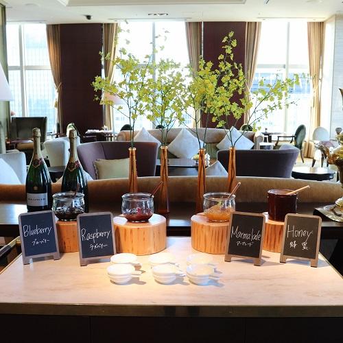 シャングリラホテル『MIYABI アフタヌーンティー』の蜂蜜