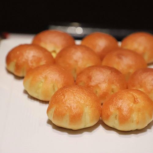 マーブルラウンジ『クリームパン』
