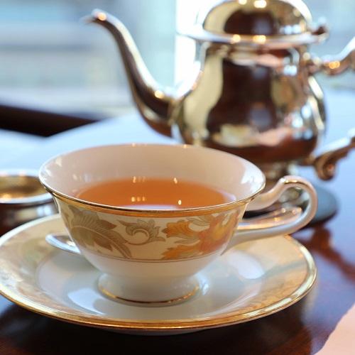 シャングリラホテル『MIYABI アフタヌーンティー』の紅茶