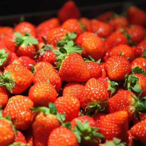 ザ・テラス(ウェスティンホテル東京)の苺のデザートビュッフェ(いちご)
