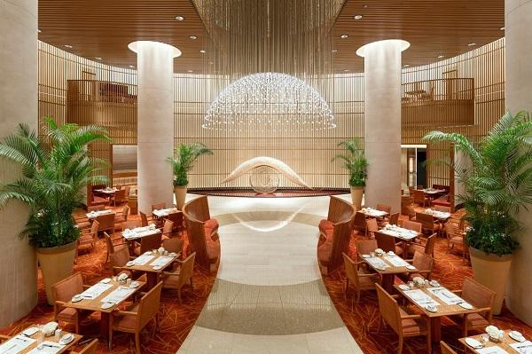 ザ・ペニンシュラホテルの『ザ・ロビー』