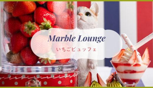 【殿堂入り】魅惑のデザートビュッフェ『マーブルラウンジ』ヒルトン東京
