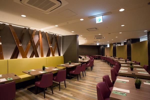 新横浜プリンスホテルのブッフェ(ケッヘル店内)