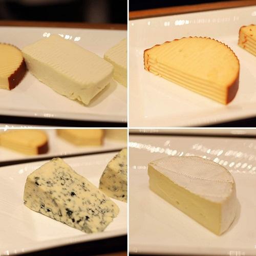 京王プラザホテル グラスコート チーズ