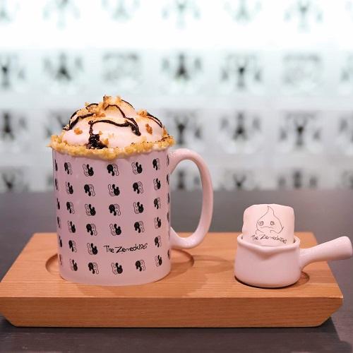 ゼメキスカフェ『マイエル特製のココア』