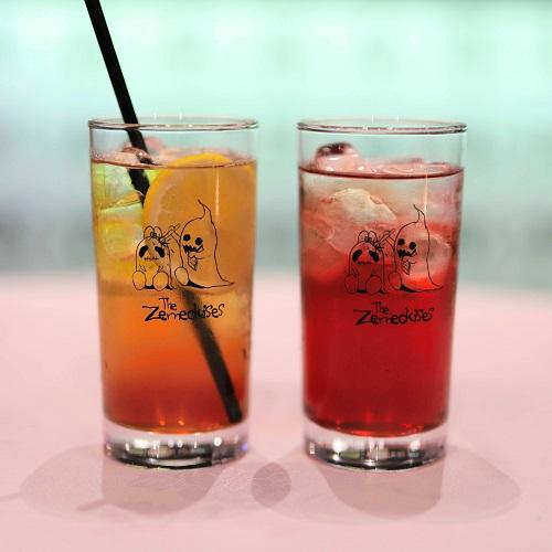 ゼメキスカフェ『アルコールドリンク』