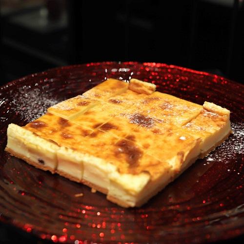 京王プラザホテル グラスコート チーズケーキ